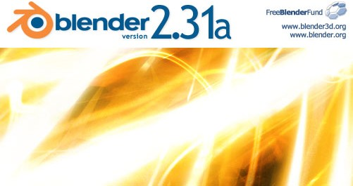 Blender-2.31a-splash-screen