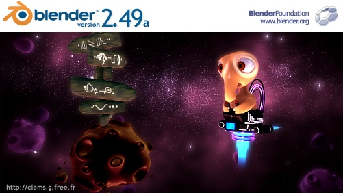 Blender-2.49a-splash-screen