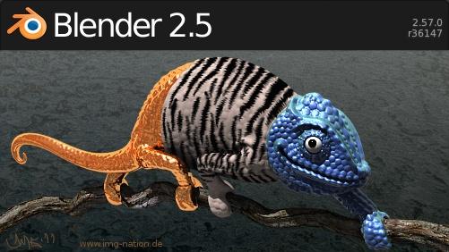 Blender-2.57-splash-screen
