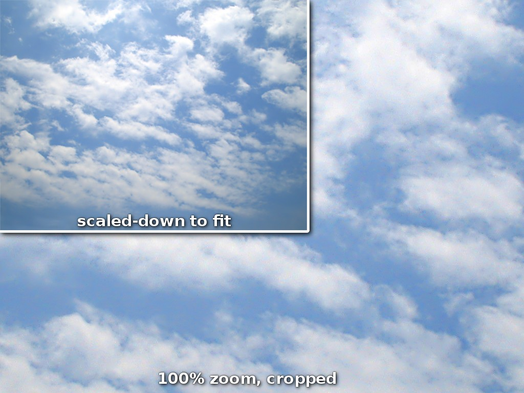 Cloudy Sky 01 hi-res photo